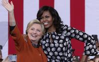 Cử tri Dân chủ gọi tên bà Michelle Obama cho năm 2020