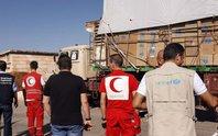 """Lệnh ngừng bắn Syria kết thúc, hàng viện trợ cho Aleppo """"ăn"""" bom"""