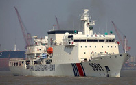 Singapore cảnh báo nguy cơ từ tàu hải cảnh Trung Quốc