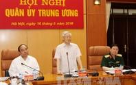 Bộ Chính trị chỉ định Quân ủy Trung ương gồm 23 người