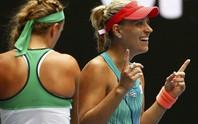 Azarenka thua sốc Kerber, mất cơ hội đua tài Serena