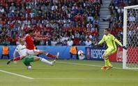 Xem Gareth Bale tạt bóng dọn cỗ,hậu vệ Bắc Ireland đốt lưới nhà