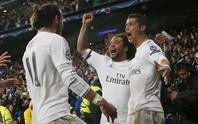 Ronaldo lập hat-trick, Real ngược dòng ngoạn mục