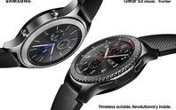 Ra mắt đồng hồ thông minh Samsung Gear S3 tại Việt Nam