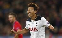 Gà son Hàn Quốc liên tục ghi bàn cho Tottenham