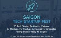 Saigon Tech Startup Fest: Bắt cầu nhà khởi nghiệp trẻ