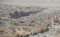 Syria chiếm lại thành phố cổ Palmyra từ IS