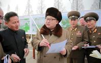 """Triều Tiên chuẩn bị cuộc thử nghiệm """"gây bão"""""""