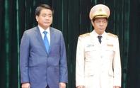 Trợ lý Đại tướng Trần Đại Quang làm Giám đốc Công an Hà Nội