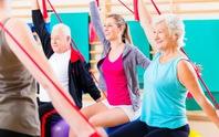 Thể dục giúp cơ người cao tuổi nhanh phục hồi