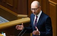 Chính trường Ukraine biến động