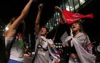 Chính trường Brazil hỗn loạn