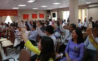 Công đoàn Tổng Công ty Địa ốc Sài Gòn tổ chức đại hội