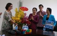 Lãnh đạo Thành ủy thăm doanh nghiệp, chủ nhà trọ