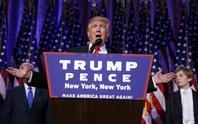 Chủ tịch nước và Thủ tướng gửi điện mừng ông Donald Trump