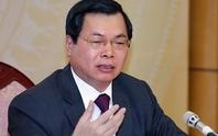 Đề nghị kỷ luật cảnh cáo cựu Bộ trưởng Vũ Huy Hoàng