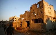 Syria: Quân chính phủ, phe nổi dậy đánh nhau ác liệt