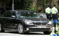 Tiết lộ về chiếc xe chở Chủ tịch Trung Quốc tại Hồng Kông