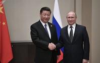 """Chủ tịch Trung Quốc """"thân với lãnh đạo Nga nhất"""""""