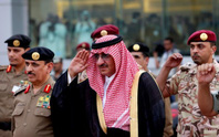 Tiết lộ thêm vụ thái tử Ả Rập Saudi bị phế truất