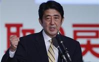 Thắng cử vang dội, ông Abe cứng rắn với Triều Tiên