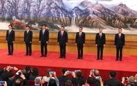Thấy gì qua Ban Thường vụ Bộ Chính trị Trung Quốc khóa mới?
