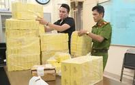 Bắt kẻ buôn bán lượng lớn thuốc ung thư giả 3-5 triệu đồng/hộp
