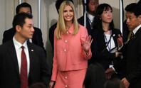 Ivanka Trump phát biểu trước khán phòng trống phân nửa