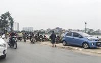 Phát hiện thi thể nam giới nổi trên hồ Định Công