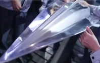 Trung Quốc tiết lộ máy bay tấn công siêu thanh mới