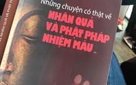 Bất ngờ cuốn sách bìa Phật pháp, ruột dâm ô