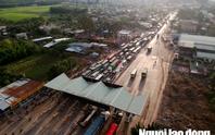 BOT Biên Hòa thu phí trở lại vào ngày 16-10