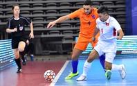 Clip: Hòa Hà Lan, futsal Việt Nam xếp hạng 3 trên Trung Quốc