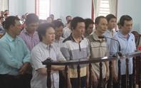 Bảy nguyên thanh tra giao thông hầu tòa