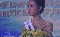 Đỗ Mỹ Linh mang Cõng điện lên bản tranh vương miện Hoa hậu Thế giới