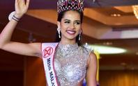 Hoa hậu Malaysia bị tước vương miện