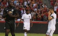 Lukaku khai hỏa, M.U ngược dòng thắng Real Salt Lake