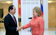 Bước ngoặt trong quan hệ Việt - Nga
