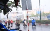TP HCM sẽ còn mưa trái mùa trong vài ngày tới