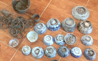Đắk Lắk: Liều lĩnh đào mộ trộm đồ