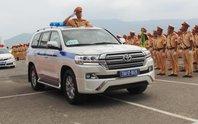 Hơn 800 CSGT phục vụ Tuần lễ Cấp cao APEC