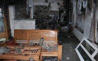 Cháy nhà lúc rạng sáng, vợ chồng và 2 con tử vong