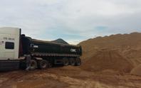 Bình Định ban hành lệnh cấm xuất cát xây dựng ra ngoài tỉnh