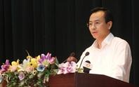 Cách chức Bí thư Thành ủy Đà Nẵng Nguyễn Xuân Anh