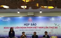 Gần 800 nghệ sĩ nổi tiếng  tham dự  Liên hoan phim Việt Nam lần thứ XX