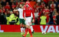 Bale và đồng đội chết lặng khi mất vé World Cup