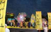 """Đang trực tiếp cầu truyền hình """"Linh thiêng Việt Nam"""" tại Phú Quốc"""