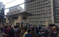 Đánh ghen gây náo loạn tại Bệnh viện Chợ Rẫy