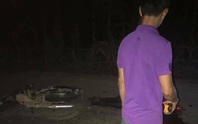Xe máy đối đầu, 2 người thương vong