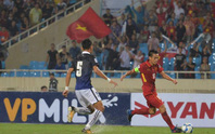 TRỰC TUYẾN Việt Nam - Campuchia 4-0: Công Phượng lên tiếng